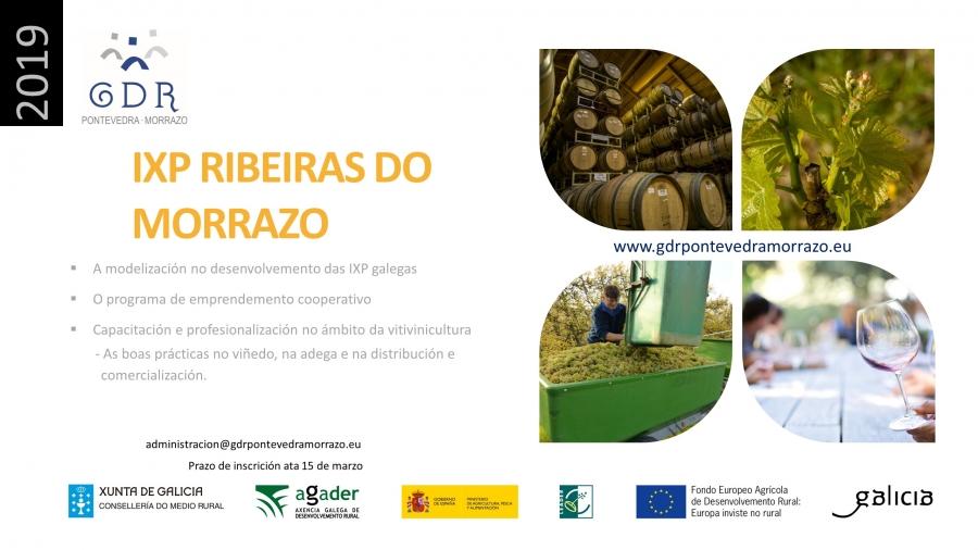 programa formativo para a IXP Ribeiras do Morrazo