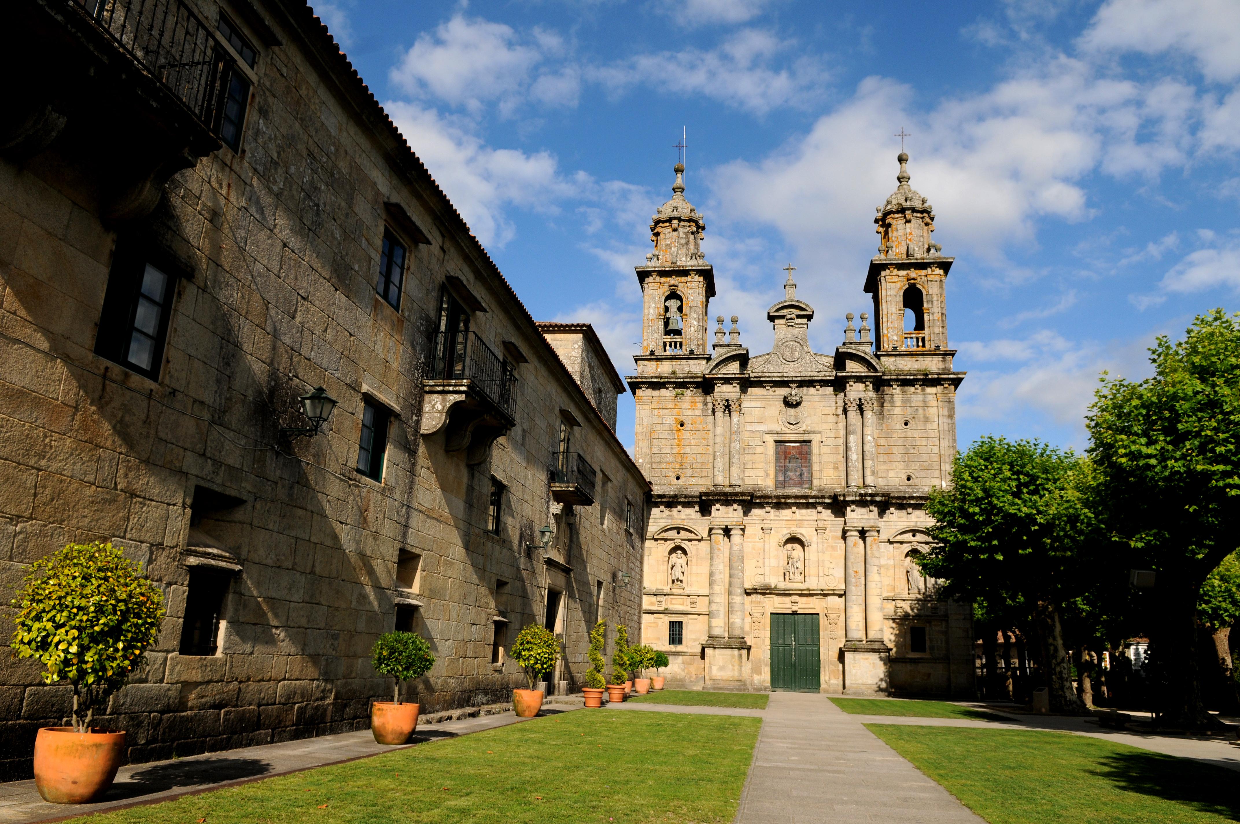 Mercedarios de San Juan de Poio